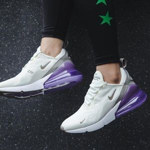✔️ New✔️ NIKE space purple Air Max 270 ~ various